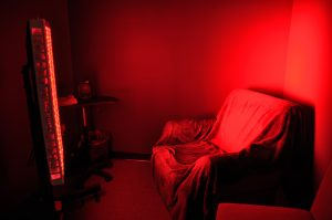 Red Light / InfraRed Light Therapy