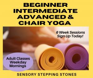 Adult Yoga Classes