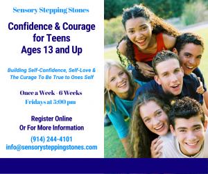 Confidence & Courage Teens