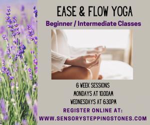 Ease & Flow Yoga