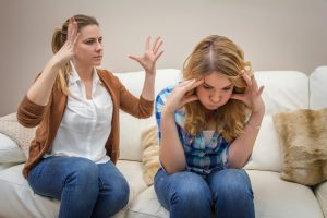 Frustration with Teens and Pre-Teens